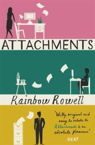 Attachments (ebok) av Rainbow Rowell