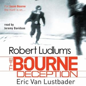 Robert Ludlum's The Bourne Deception (lydbok)