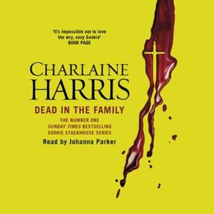 Dead in the Family (lydbok) av Charlaine Harr