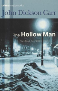 The Hollow Man (ebok) av John Dickson Carr
