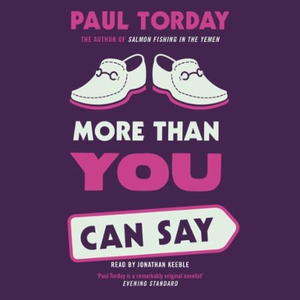 More Than You Can Say (lydbok) av Paul Torday
