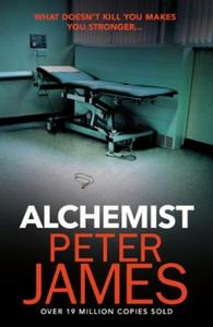 Alchemist (ebok) av Peter James
