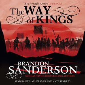 The Way of Kings (lydbok) av Brandon Sanderso