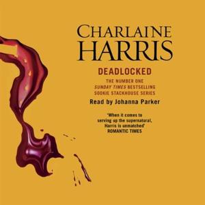 Deadlocked (lydbok) av Charlaine Harris, Ukje