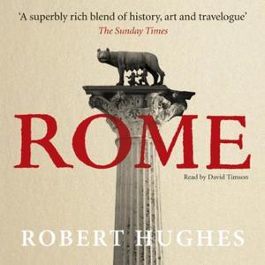 Rome (lydbok) av Robert Hughes