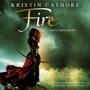 Fire (lydbok) av Kristin Cashore, Ukjent