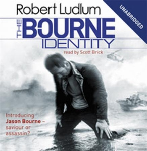 The Bourne Identity (lydbok) av Robert Ludlum