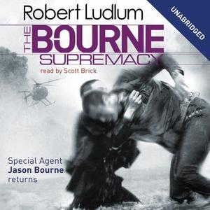 The Bourne Supremacy (lydbok) av Robert Ludlu