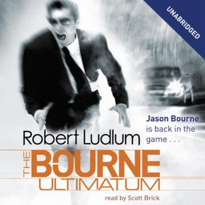 The Bourne Ultimatum (lydbok) av Robert Ludlu