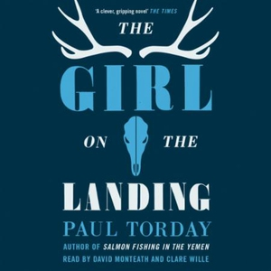 The Girl On The Landing (lydbok) av Paul Tord