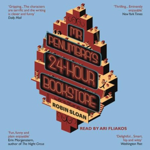 Mr Penumbra's 24-Hour Bookstore (lydbok) av R