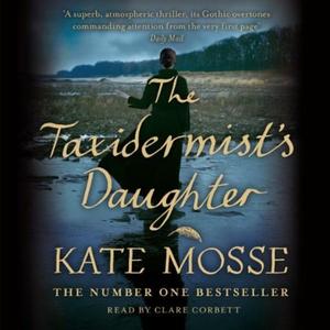 The Taxidermist's Daughter (lydbok) av Kate M