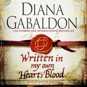 Written in My Own Heart's Blood (lydbok) av D
