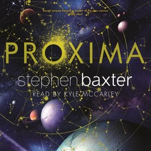 Proxima (lydbok) av Stephen Baxter, Ukjent
