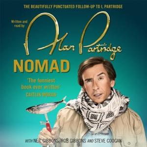 Alan Partridge: Nomad (lydbok) av Alan Partri