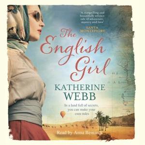 The English Girl (lydbok) av Katherine Webb,