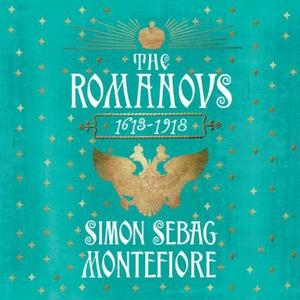 The Romanovs (lydbok) av Simon Sebag Montefio