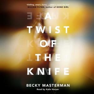 A Twist of the Knife (lydbok) av Becky Master