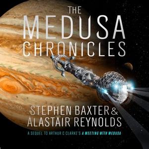 The Medusa Chronicles (lydbok) av Alastair Re