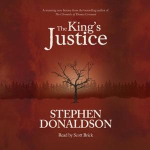 The King's Justice (lydbok) av Stephen Donald