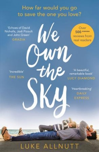 We Own The Sky (ebok) av Luke Allnutt