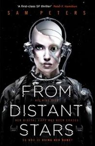 From Distant Stars (lydbok) av Sam Peters