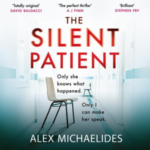The Silent Patient (lydbok) av Alex Michaelid