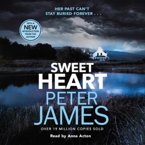 Sweet Heart (lydbok) av Peter James, Ukjent