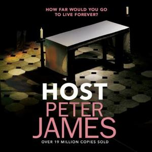 Host (lydbok) av Peter James, Ukjent