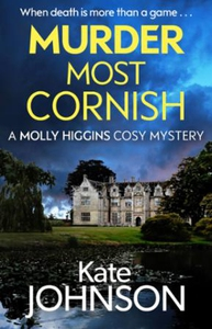 Murder Most Cornish (ebok) av Kate Johnson