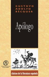 Apólogo (e-bok) av Gustavo Adolfo Bécquer