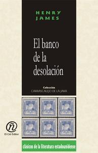 El banco de la desolación (e-bog) af Henry James