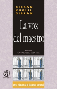La voz del maestro (e-bok) av Gibrán Khalil Gib