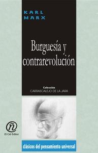 Burguesía y contrarevolución (e-bok) av Karl Ma