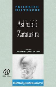 Así habló Zaratustra (e-bok) av Friedrich Nietz