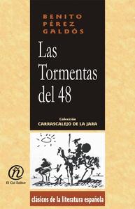 Las Tormentas del 48 (e-bok) av Pérez Galdós Be