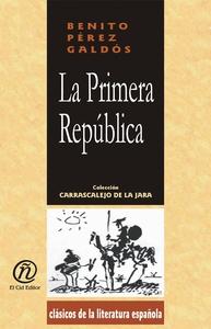 La Nueva República (e-bok) av Benito Peréz Gald