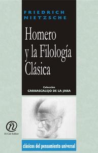 Homero y la Filología Clásica (e-bog) af Friedrich Nietzsche