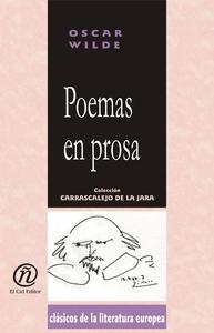Poemas en prosa (e-bok) av Oscar Wilde