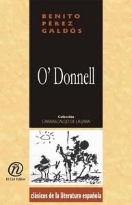 O' Donnell (e-bok) av Benito Pérez Galdós