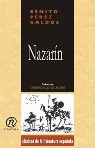 Nazarín (e-bok) av Benito Pérez Galdós