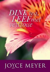 Dink Reg, leef met vertroue (e-bok) av Joyce Me