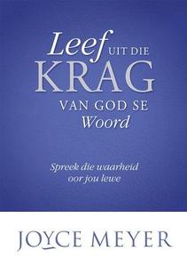 Leef Uit Die Krag Van God Se Woord (e-bok) av J