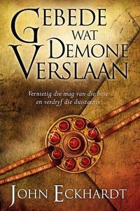 Gebede wat demone verslaan (e-bok) av John Eckh