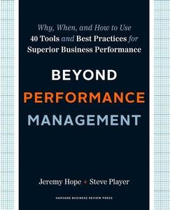 Beyond Performance Management (e-bok) av Jeremy