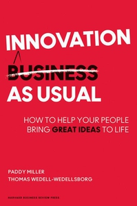 Innovation as Usual (e-bok) av Paddy Miller, Th