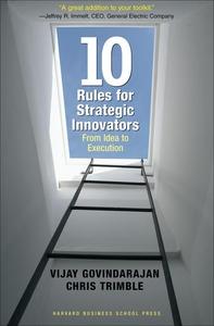 Ten Rules for Strategic Innovators (e-bok) av V