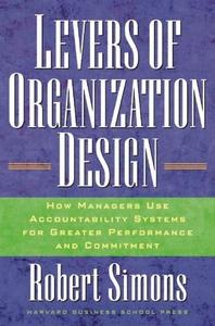 Levers Of Organization Design (e-bok) av Robert