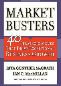 Marketbusters (e-bok) av Rita Gunther McGrath,