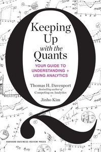 Keeping Up with the Quants (e-bok) av Thomas H.